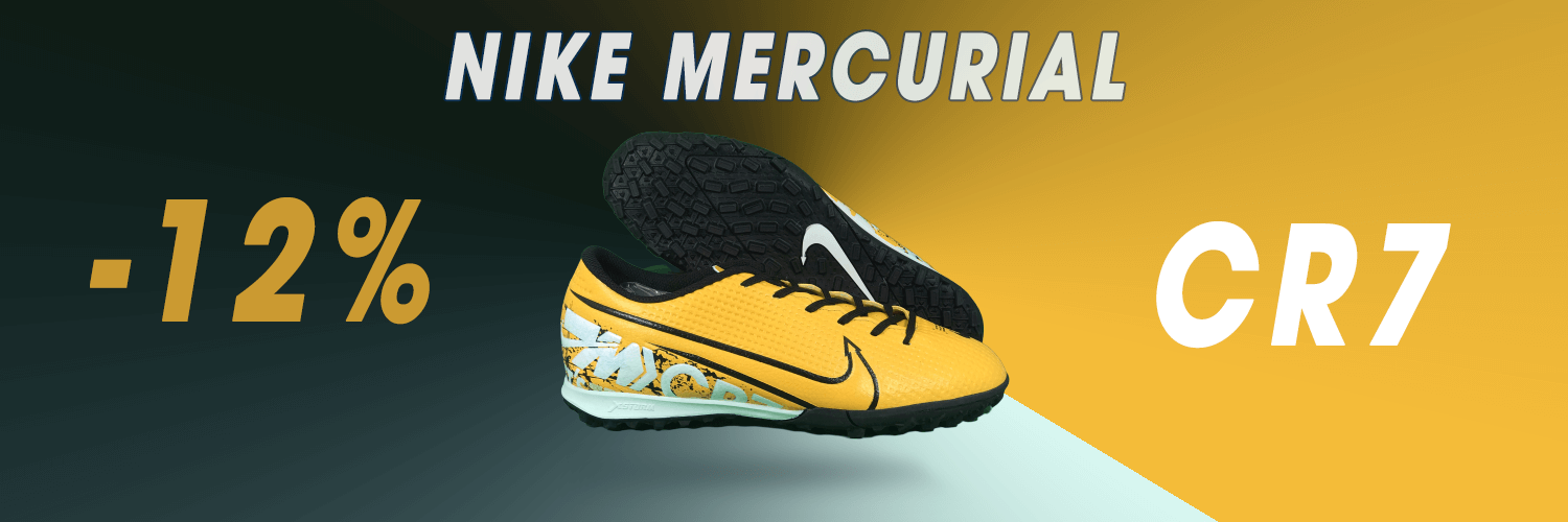 NIKE MERCURIAL CR7 1500x500
