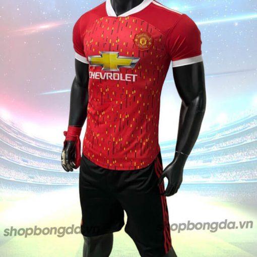 áo câu lạc bộ bóng đá manchester united 2020